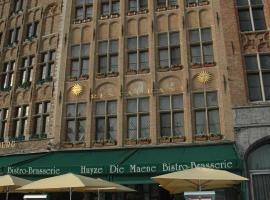 Hotel photo: Guest House Huyze Die Maene