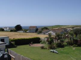 A picture of the hotel: Trevarrian Lodge