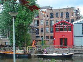 The Wharf House Amsterdam Netherlands