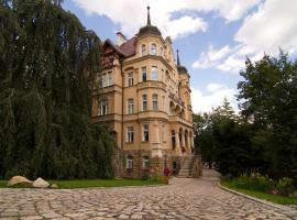 Hotel Photo: Apartmány Villa Liberty