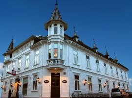 Hotel Photo: Grand Hotel Flekkefjord