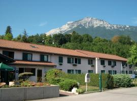 Hotel Photo: Kyriad Grenoble Sud - Seyssins