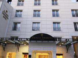 Hotel photo: Piraeus Theoxenia Hotel