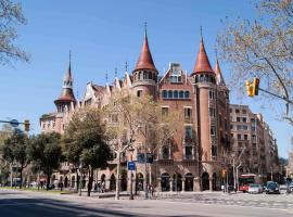 Sagrada Familia apartments - Vila de Gracia area  Spain