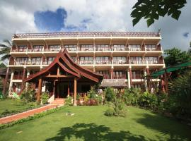 The Elephant Crossing Hotel Vang Vieng laoPDR