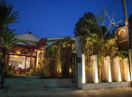 iyou Bed and Breakfast Chiang Mai Thailand