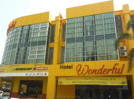 Hotel Photo: Hotel Wonderful
