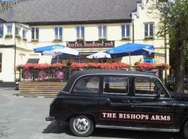 Hotel Bishops Arms Kristianstad スウェーデン