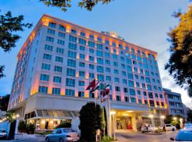 A picture of the hotel: Akgun Istanbul Hotel