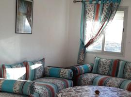 Hotel photo: Appartement Arous Al Bahr