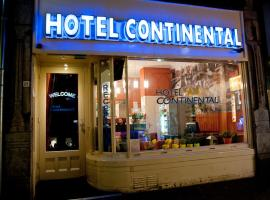 Continental Centre Hotel Amsterdam Holland