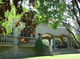 Hotel photo: Villa Amanzi Boutique Guest House