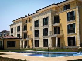 Private Residence Amaranth Apartments Varna City Bulgaria