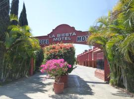 Hotel Photo: Motel La Siesta