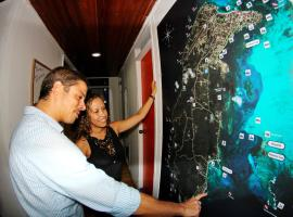Hotel photo: Blue Almond Hostel - San Andres
