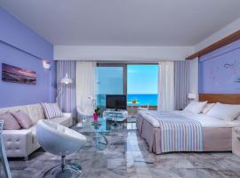 Ilios Beach Hotel Apartments Réthymno Town Greece
