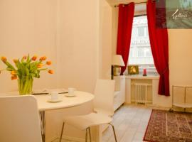 4pillowsapartments Malminkatu,