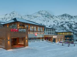 Hotel Photo: Sporthotel Edelweiss