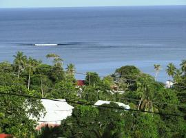 Hotel near  Seychelles Intl  airport:  The Reef Palm