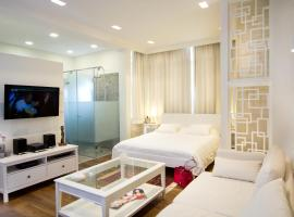 Haifa Luxury Boutique Apartments Haifa Israel