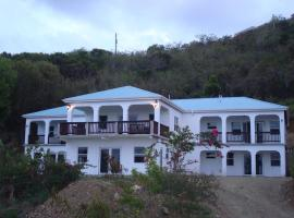 The Villa Salt River  Virgin Islands