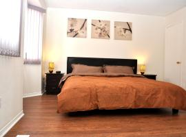 Hotel photo: Hillcrest Townhouse