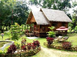 Hotel near Inle Lake: May Haw Nann Resort