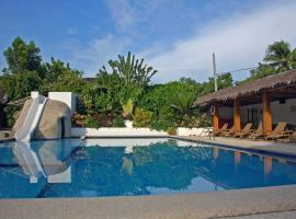 Marcosas Cottages Resort Moalboal Philippines