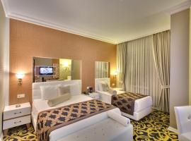 Hotel photo: The Green Park Hotel Diyarbakir