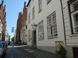 A picture of the hotel: Jugendherberge Lübeck Altstadt