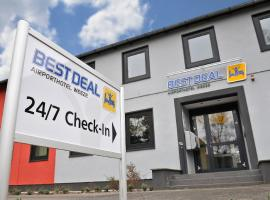 Hotel near  Niederrhein  airport:  Best Deal Airporthotel Weeze