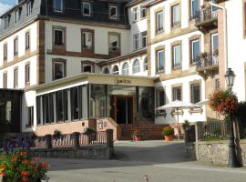 Hotel Photo: Le Grand Hotel du Hohwald by Popinns