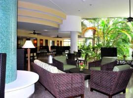 Hotel photo: Grand Royal Antiguan Beach Resort