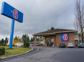 Motel 6 Vancouver Vancouver United States