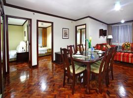 Parque España Residence Hotel Managed by HII Manila Filippinerne