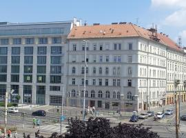 A picture of the hotel: Studio along the Danube