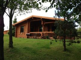 Hotel Photo: Northumbrian Log cabins