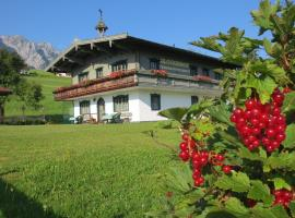 Hotel Photo: Chalet Glockenhof