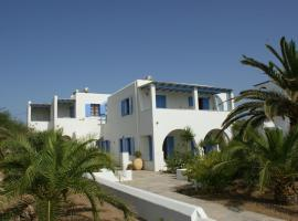 Glyfada Beach Studios Kastraki Greece