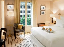 Hotel Montaigne Paris France