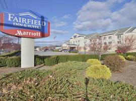 Fairfield Inn and Suites by Marriott Williamsport Williamsport Estados Unidos