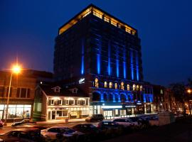 The Holman Grand Hotel Charlottetown Canada