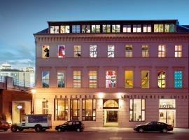 A picture of the hotel: Arte Luise Kunsthotel