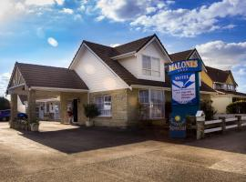 A picture of the hotel: Malones Spa Motel