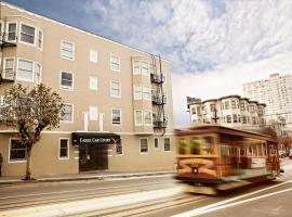 Cable Car Court Hotel San Francisco USA