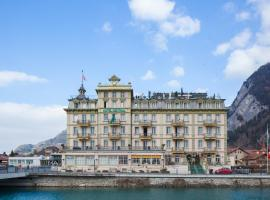 Hotel Central Continental Interlaken Switzerland
