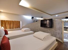 Goodstay MK Motel Busan South Korea