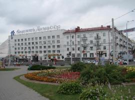 A picture of the hotel: Apartment on Zamkovaya