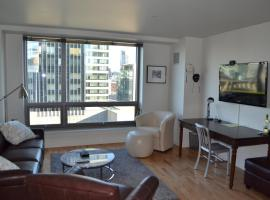 Kensington Luxury 14th Floor 1 Bed Apartment by Spare Suite Boston USA