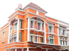 Batam Backpacker Guest House Batam Center Indonesia